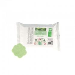 Pâte à Sucre Bio Vert 250 g  - Cerf Dellier
