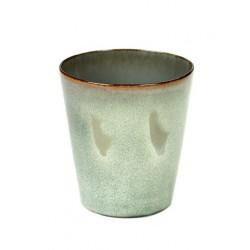 Anita Le Grelle Terres de Rêves Goblet Conic M 9 cm Misty Grey - Serax