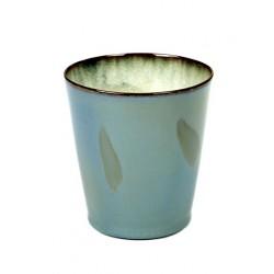 Anita Le Grelle Terres de Rêves Beker Conisch M 9 cm Smokey Blue - Serax