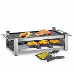 Taste8 Appareil à Raclette (8 pers)  - Kuchenprofi