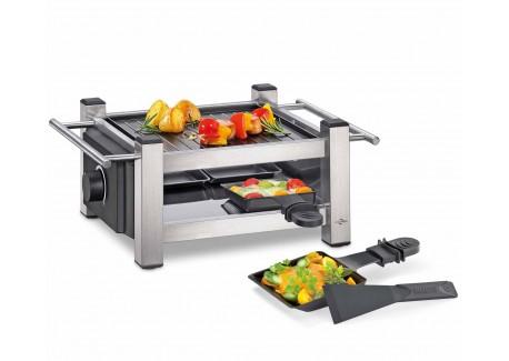 Taste4 Appareil à Raclette (4 pers)  - Kuchenprofi