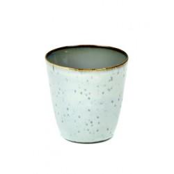 Anita Le Grelle Terres de Rêves Beker Conisch S 7 cm Smokey Blue/Light Blue
