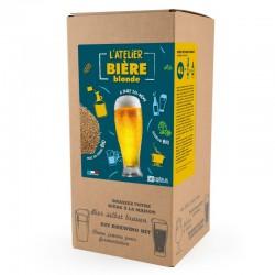 Coffret Brassage avec Malt en Grains Bière Blonde Pils 5 l