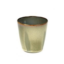 Anita Le Grelle Terres de Rêves Goblet Conic S 7 cm Misty Grey - Serax