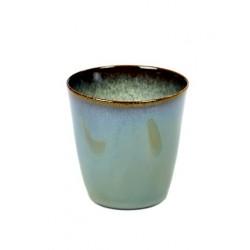 Anita Le Grelle Terres de Rêves Beker Conisch S 7 cm Smokey Blue - Serax