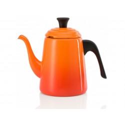 Barista Bouilloire Orange Volcanique 0.7 l  - Le Creuset
