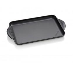 Rechthoekig Plancha 32 cm Zwart