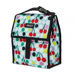 Koelmiddel Lunch Bag Cherry Dots 4,5 l - Pack It