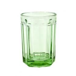 Paola Navone Fish - Fish Glas Large Transparant Groen 12 cm - Serax