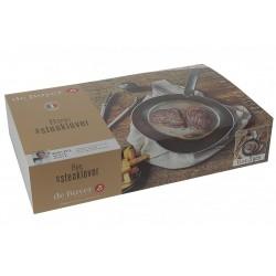 Box Steak Lover Stalen Koekenpan, Tang - Peppermolen - De Buyer