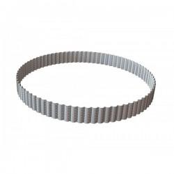 Cercle à Tarte Perforé Cannelé Rond 20 cm  - De Buyer