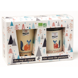 Fox Pack Organische Karamel Cacao met Reismok  - Quai Sud