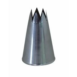Douille Etoile 23 mm F6 - De Buyer