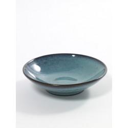 Aqua Kommetje Plat 15 cm Turquoise - Serax