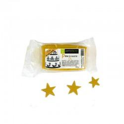 Pâte à Sucre Or 100 g  - Cerf Dellier