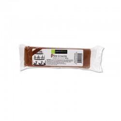 Pâte à Sucre Marron Chocolat 100 g  - Cerf Dellier