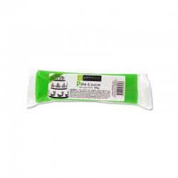 Pâte à Sucre Vert 100 g  - Cerf Dellier