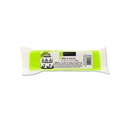 Pâte à Sucre Vert Citron 100 g  - Cerf Dellier