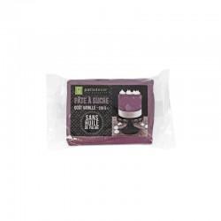 Pâte à Sucre Mauve Violet 250 g  - Cerf Dellier