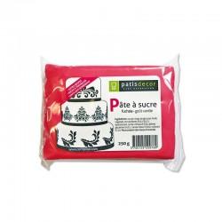 Pâte à Sucre Rose Fuchsia 250 g  - Cerf Dellier