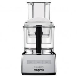 """Robot Multifonctions Cuisine Système 5200 XL Chrome Brillant """"Premium Pack"""" - Magimix"""