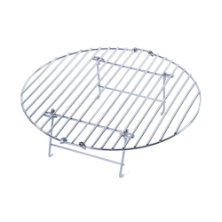 Folding Grill Extender 46 cm Barbecue Large, Xlarge, XXlarge  - Big Green Egg