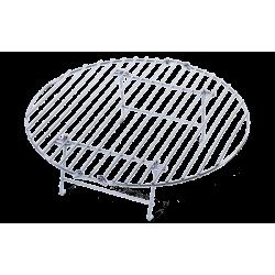 Grille Elevateur de Grille Inox 46 cm pour Barbecue Large, Xlarge, XXlarge  - Big Green Egg