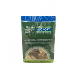 Morceaux de Bois Noyer Blanc / Hickory  9 l - Big Green Egg