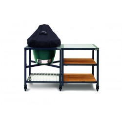 Deksel Barbecue Hoes Large en XLarge - Big Green Egg