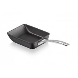 Les Forgées Poêle à Omelette Anti-Adhésive 18,5 x 15 cm  - Le Creuset
