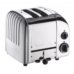 Vario Toaster Grille Pain Inox 2 tranches - Dualit