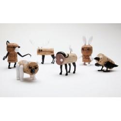 Corkers Dieren  - Monkey Business