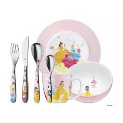 Princesses Disney Set Enfants 7 pcs  - WMF