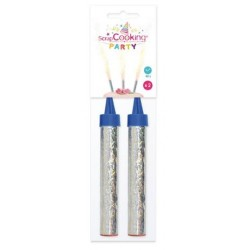 Bougies Fontaine Lumineuse 2 Pcs - Scrapcooking