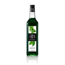 Siroop Green Mint 1l - Routin 1883
