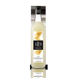 Sirop Chocolat Blanc 1l - Routin 1883