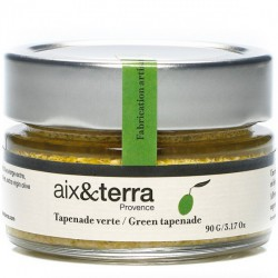 Tapenade Verte 90g  - Aix & Terra