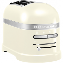 Artisan Broodrooster met 2 sleuven Amandelwit 5KMT2204 - KitchenAid
