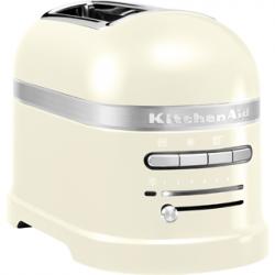 Artisan Broodrooster met 2 sleuven Amandelwit - KitchenAid