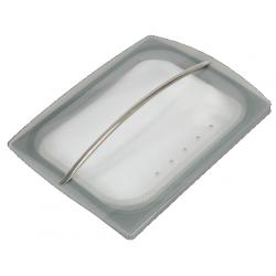 Stoomkoker Glas Deksel  CN 1/2 - Dejelin