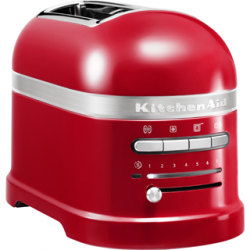 Grille Pain 2 tranches Artisan Rouge Empire 5KMT2204 - KitchenAid