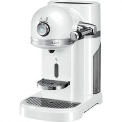 Machine à café Artisan Nespresso Blanc Givré  - KitchenAid
