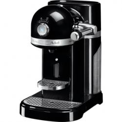 Artisan Nespresso Koffiemachine Onyx Zwart - KitchenAid