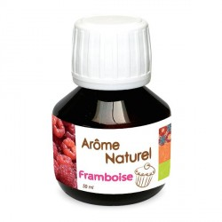 Arome Naturel Framboise 50 ml  - Scrapcooking