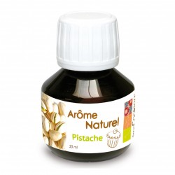 Arôme Naturel Pistache 50 ml  - Scrapcooking