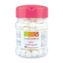 Mini Meringues Blanches 35 g  - Scrapcooking