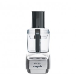 Mini plus Mat Chroom - Magimix