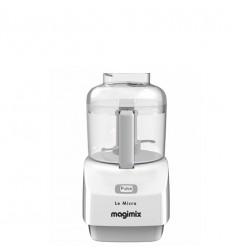 """Mini Hachoir """"Le Micro"""" Blanc - Magimix"""