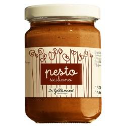 Pesto Siciliano 130g  - La Gallinara