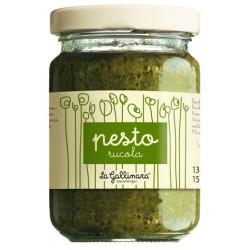 Pesto di Rucola 130g - La Gallinara